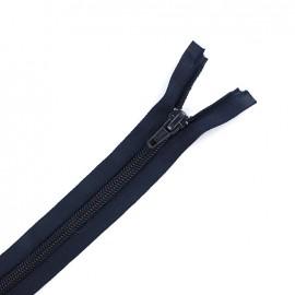 Fermeture  Eclair® tricot séparable - bleu marine