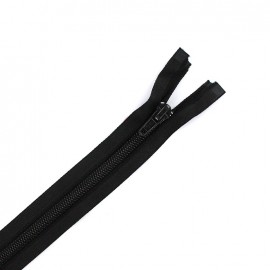 Eclair®  tricot separating zipper - black