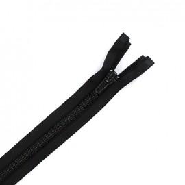 Fermeture  Eclair® tricot séparable - noir