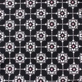 Stretc jacquard fabric Roma x 10cm