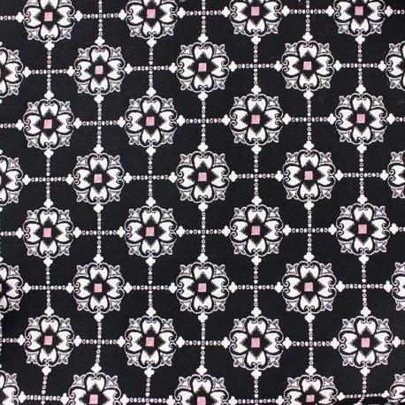 Stretc jacquard fabric Roma