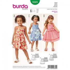 robe Burda Kids n°9382