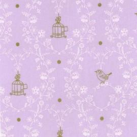 Fabric Free Bird - opal x 10cm
