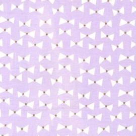 Fabric Bow Ties - opal x 10cm