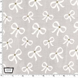 Fabric Lace Up - cloud x 10cm