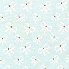 Tissu Lace Up - mist  x 10cm