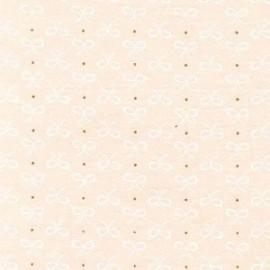 Fabric Bitty Bows - confection x 10cm