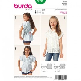 Blouse Burda Kids n°9392