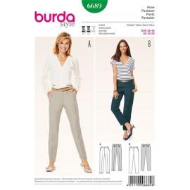 Pants Burda n°6689