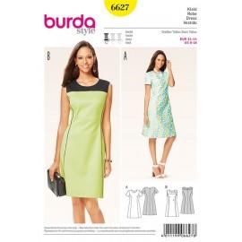 Dress Burda n°6627