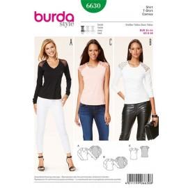 T-shirt Burda Kids n°6630