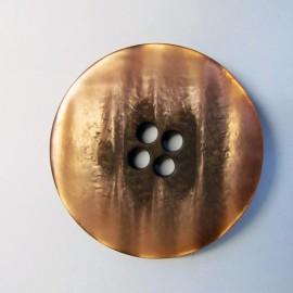 Bouton satiné cuivre