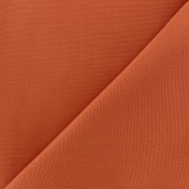 Tissu toile Plein Air 320cm - rouille x 10cm