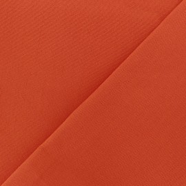Tissu toile Plein Air Dralon® uni (320cm) - orange x 10cm