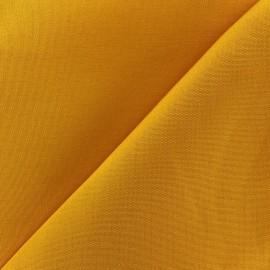 Tissu toile Plein Air Dralon® uni (320cm) - jaune x 10cm