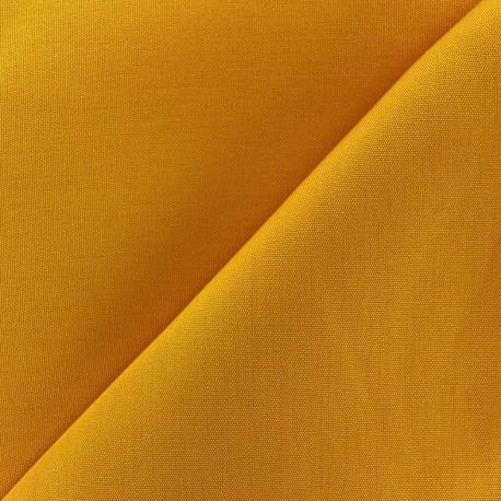 Tissu toile Plein Air 320cm - jaune x 10cm