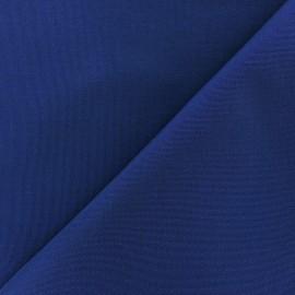 Tissu toile Plein Air Dralon® uni (320cm) - bleu france x 10cm
