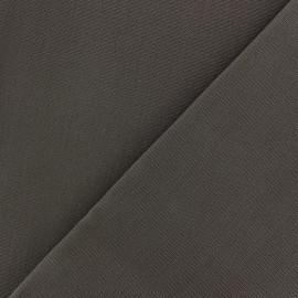 Tissu toile Plein Air Dralon® uni (320cm) - orage x 10cm