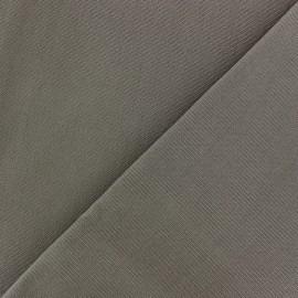 Tissu toile Plein Air uni (320cm) - taupe x 10cm