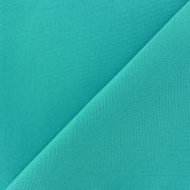 Tissu toile Plein Air Dralon® uni (320cm) - turquoise x 10cm