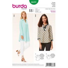 Tunique Burda n°6633