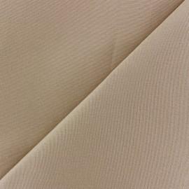 Tissu toile Plein Air 320cm - beige x 10cm