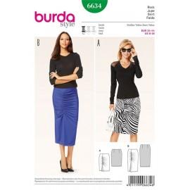 Jupe Burda n°6634
