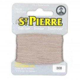 Laine Saint Pierre pour repriser / broder - bis n°308