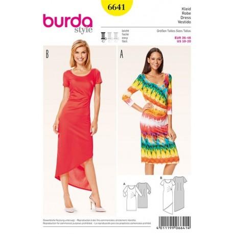 Dress Burda n°6641