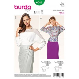 Blouse Burda n°6649