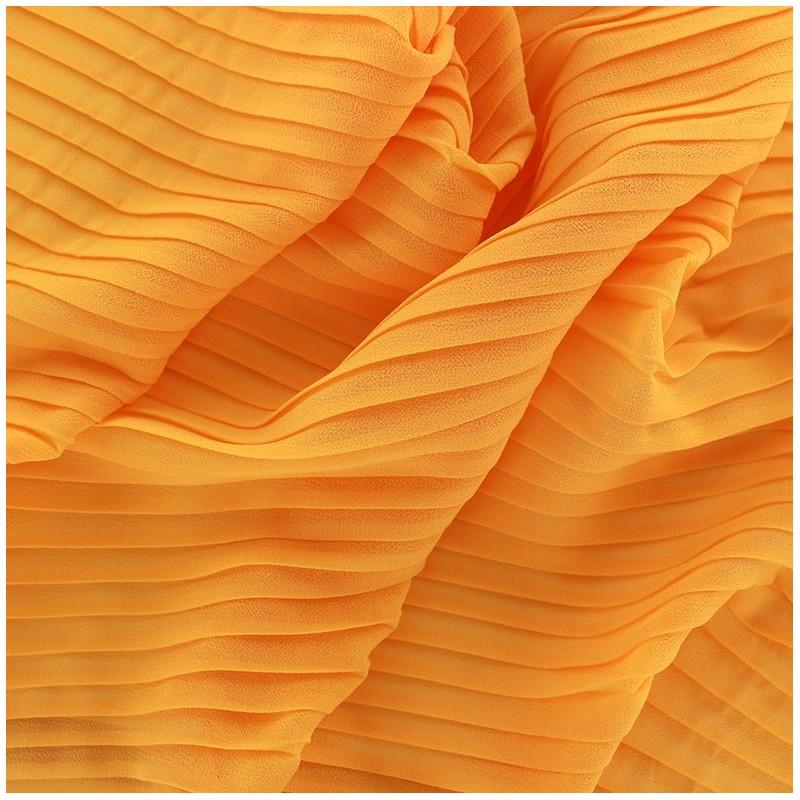 tissu cr pe l ger pliss soleil x 50cm ma petite mercerie. Black Bedroom Furniture Sets. Home Design Ideas