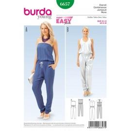 Combinaison Burda Young n°6657