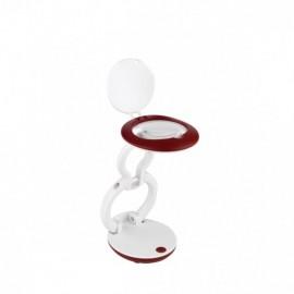 Foldable bright magnifier yoyo