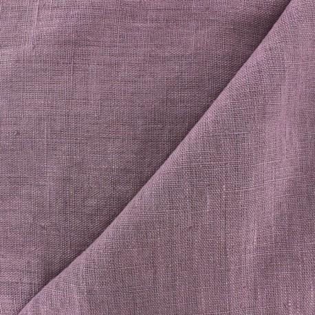 Thevenon washed Linen Fabric - parma x 10cm
