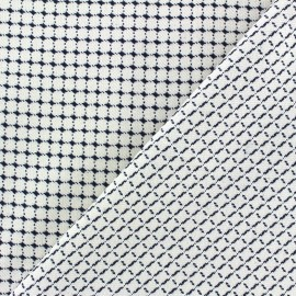 Jacquard fabric Clarence x 10cm