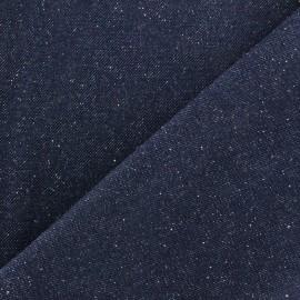 ♥ Coupon 100 cm X 156 cm ♥ Tissu Français Jeans Gabin