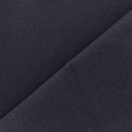 Tissu Jeans France - marine x 10cm