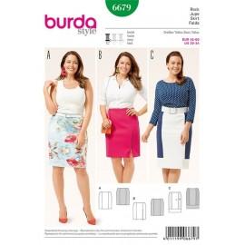 Jupe Burda n°6679