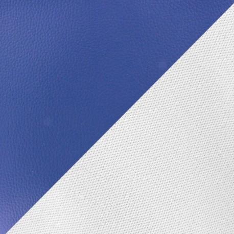 Simili cuir Karia - bleu x 10cm
