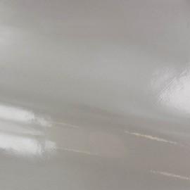 Tissu toile cirée Zenith - gris perle x 10cm
