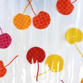 Cristal Cerise - orange x 50cm