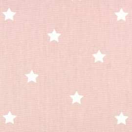 Varnished and coated cotton fabric Twinkle - dusk  x 10cm