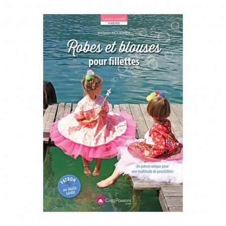 """Book """"Robes et blouses pour fillettes"""""""