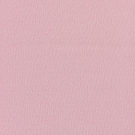Tissu jersey ajouré France Duval - rose x 10cm