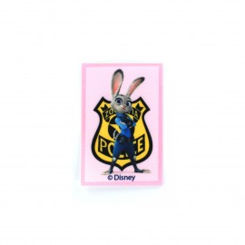 Iron on patch Zootopie Judy Hopps POLICE