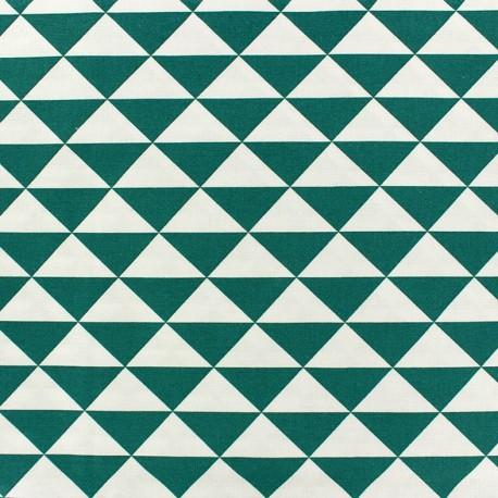 Trimix cotton fabric - duck x 10cm