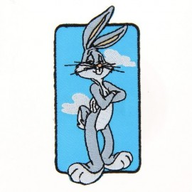 Thermocollant Warner Bros brodé - Bugs bunny
