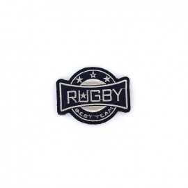 Thermocollant  Rugby brodé - RUGBY