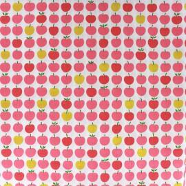Tissu London Calling 6 - Rose x 10cm