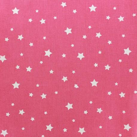 Tissu coton Scarlet rose x 10cm